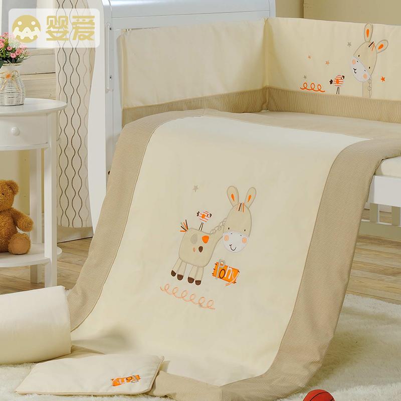 婴爱欧式婴儿床上用品套件OSCP-06