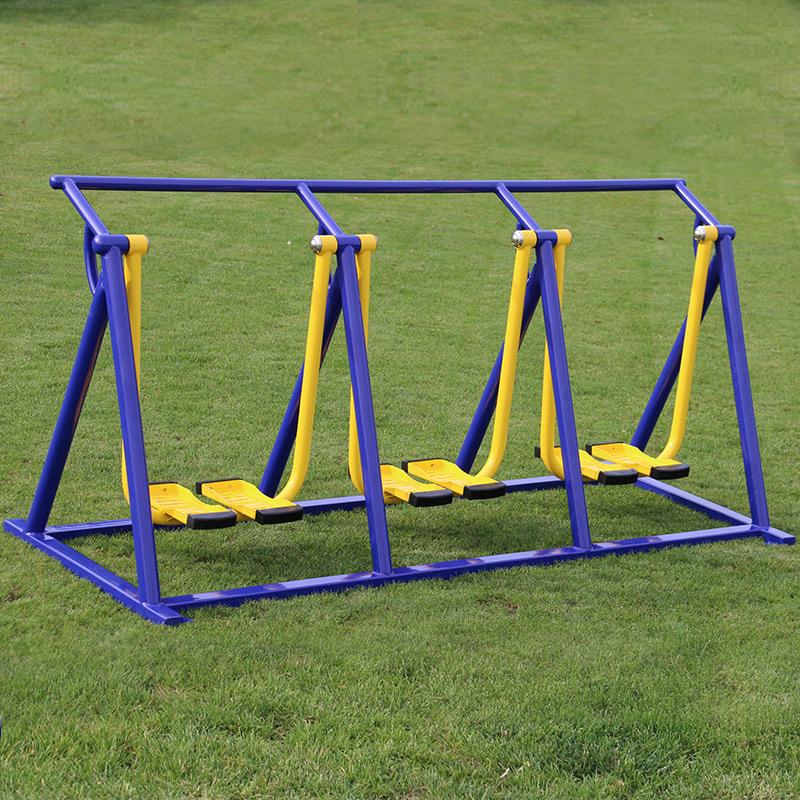 户外健身器材室外小区公园广场老年人体育运动健身路径漫步机包邮