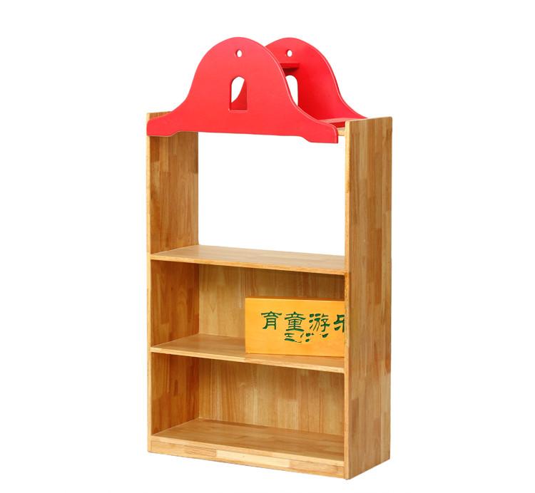 育童玩具架柜书架组合柜