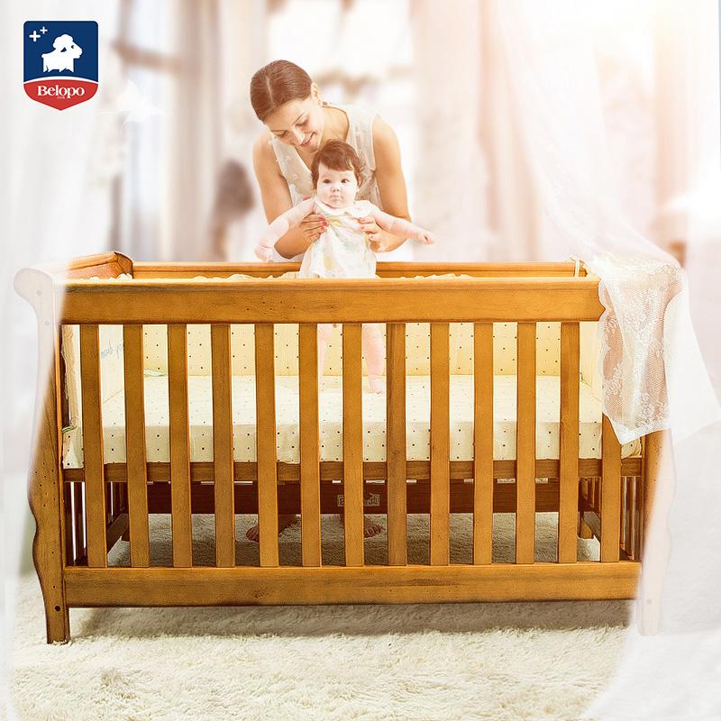 贝乐堡欧式婴儿床维多利亚的秘密