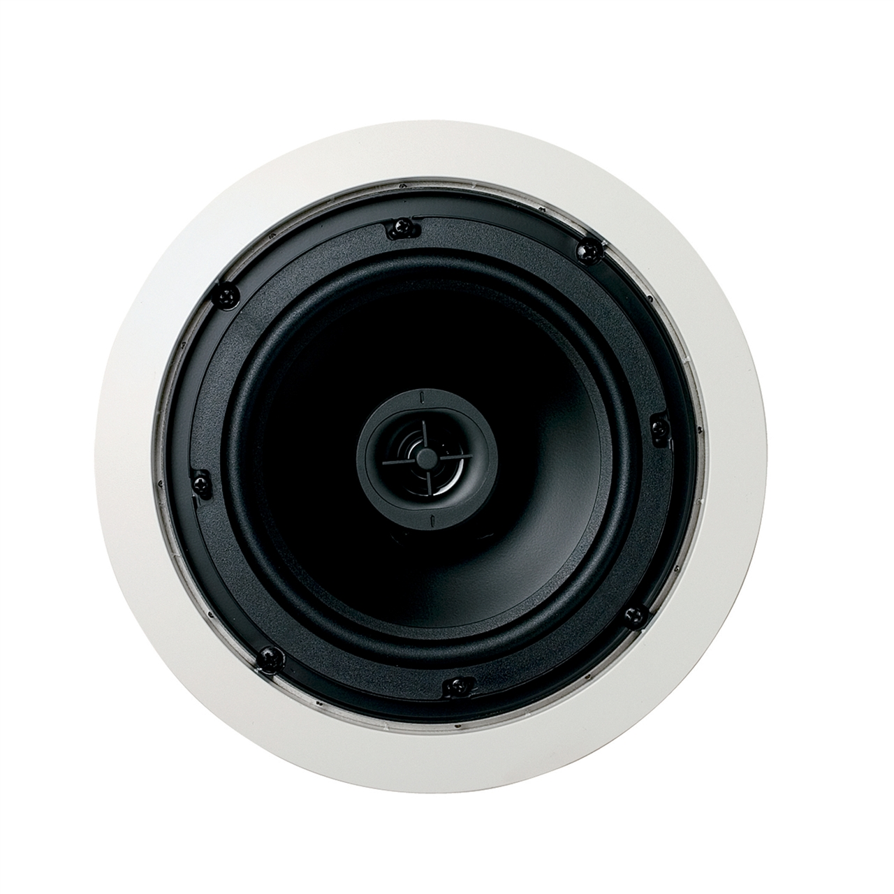JAMO-尊宝6.5CS嵌入墙式家庭影院吊顶吸顶喇叭音箱背景环绕全景声