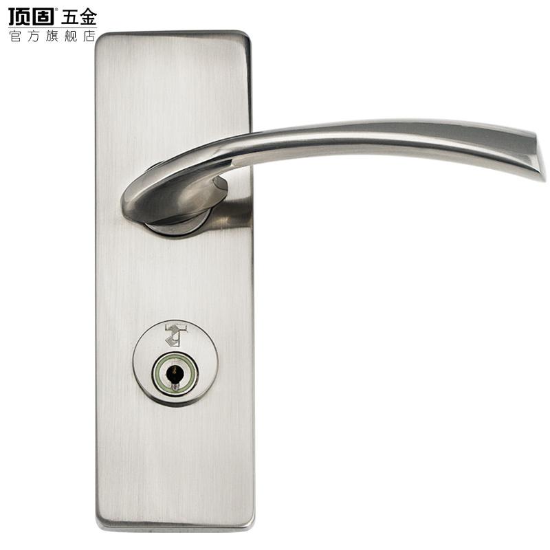顶固室内简约房门锁C50-5512