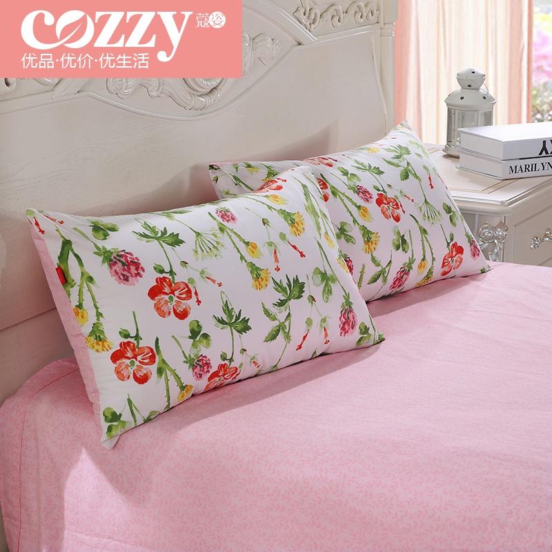 cozzy/蔻姿纯棉枕套CP155214