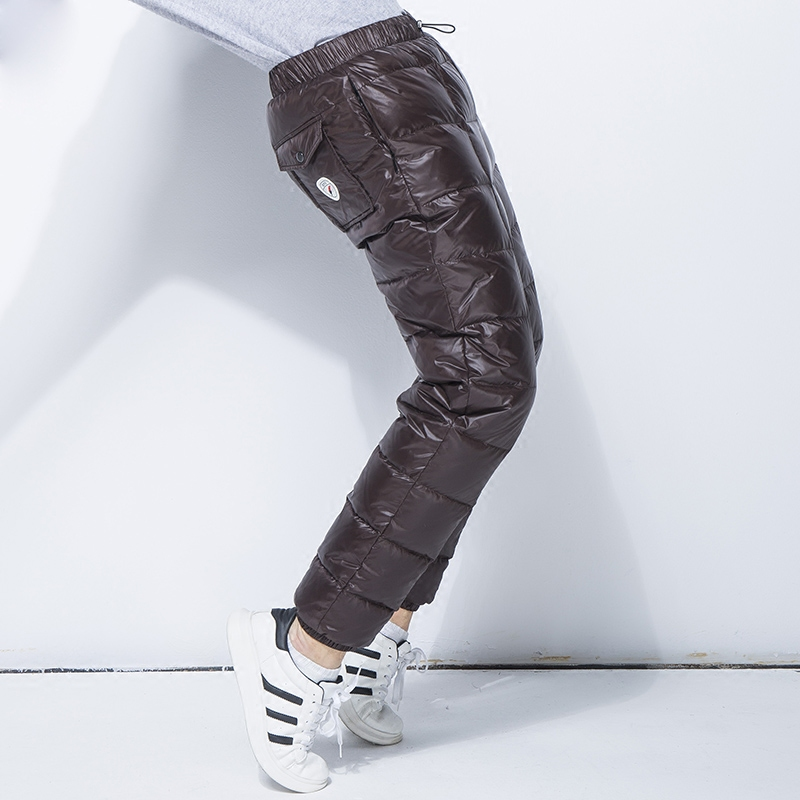 Insulated pants Prayer feather