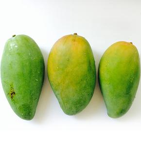 冠岛 广西大金煌芒大青皮芒果 新鲜水果5斤包邮约5-8个