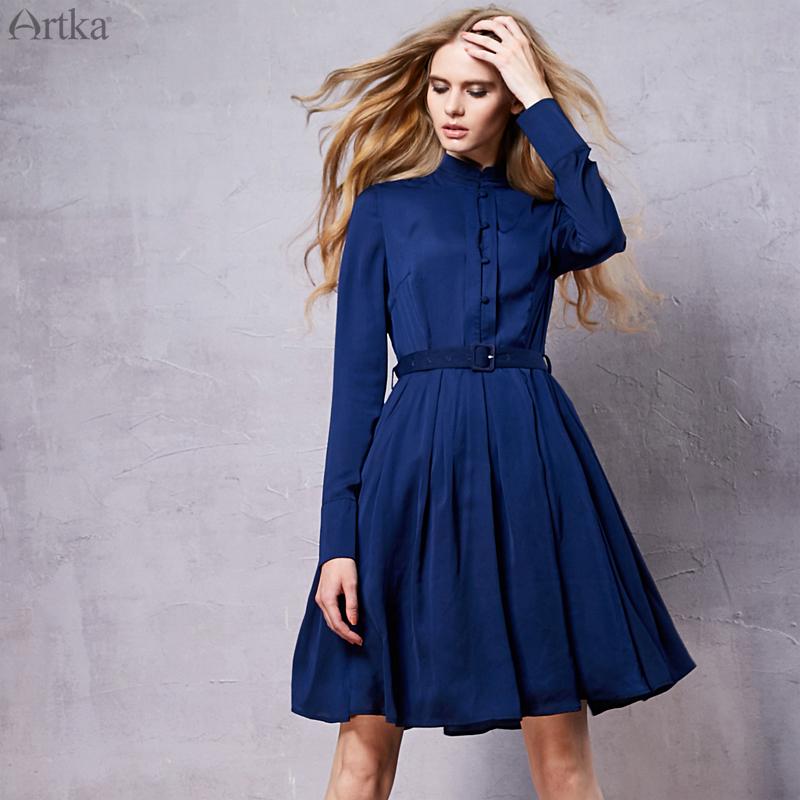 Женское платье Artka la10255q