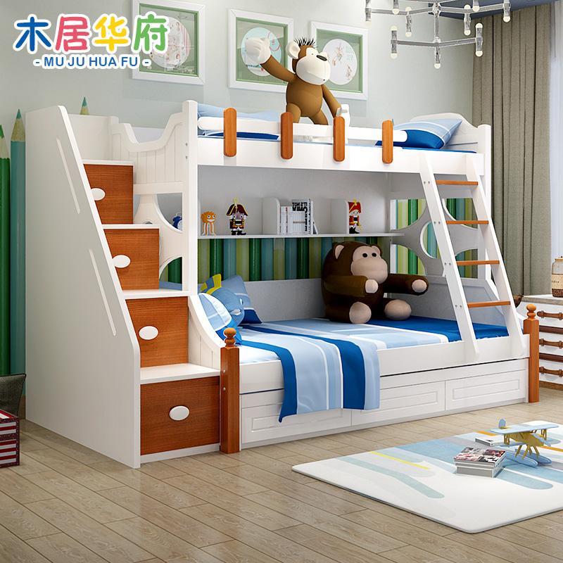 木居华府儿童床D301