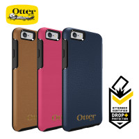 OtterBox炫彩几何系列 真皮限量版iPhone6Plus/6s Plus手机壳防摔