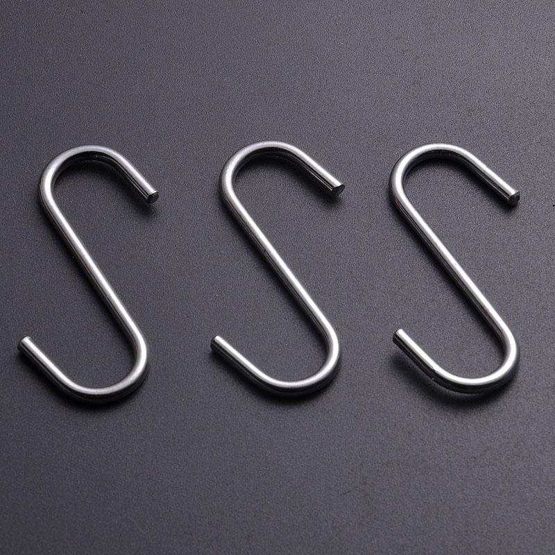格格家不锈钢s型挂钩S挂钩