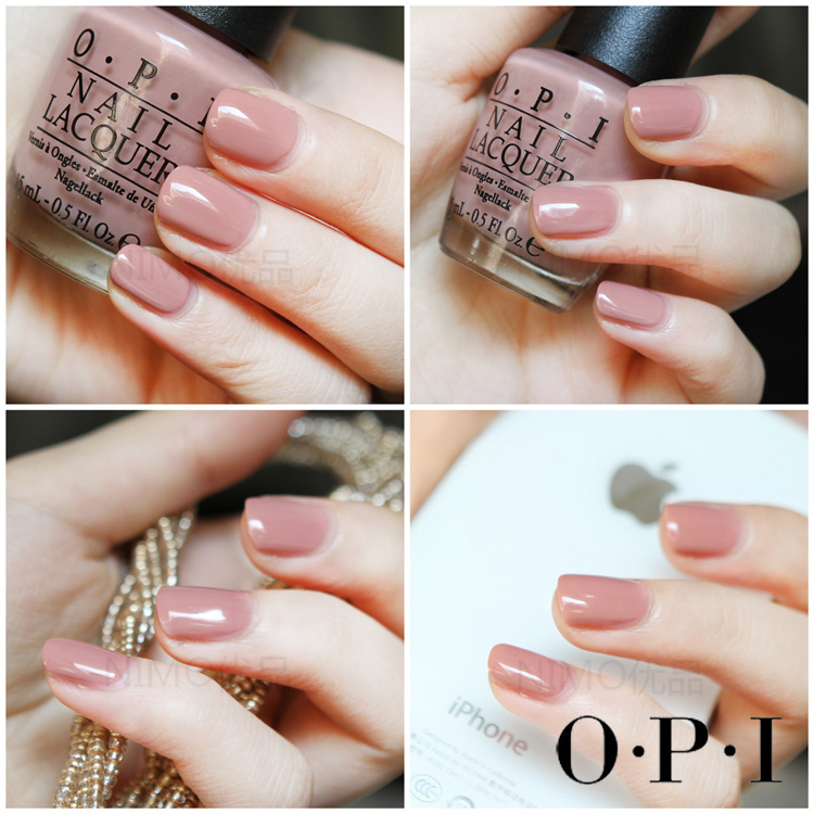 United States OPI Nail Polish Office Network Red Bean Sand Tea Nude ...