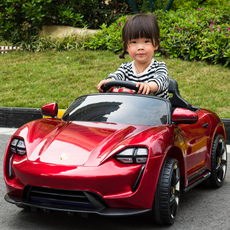 Children's electric car No play, no