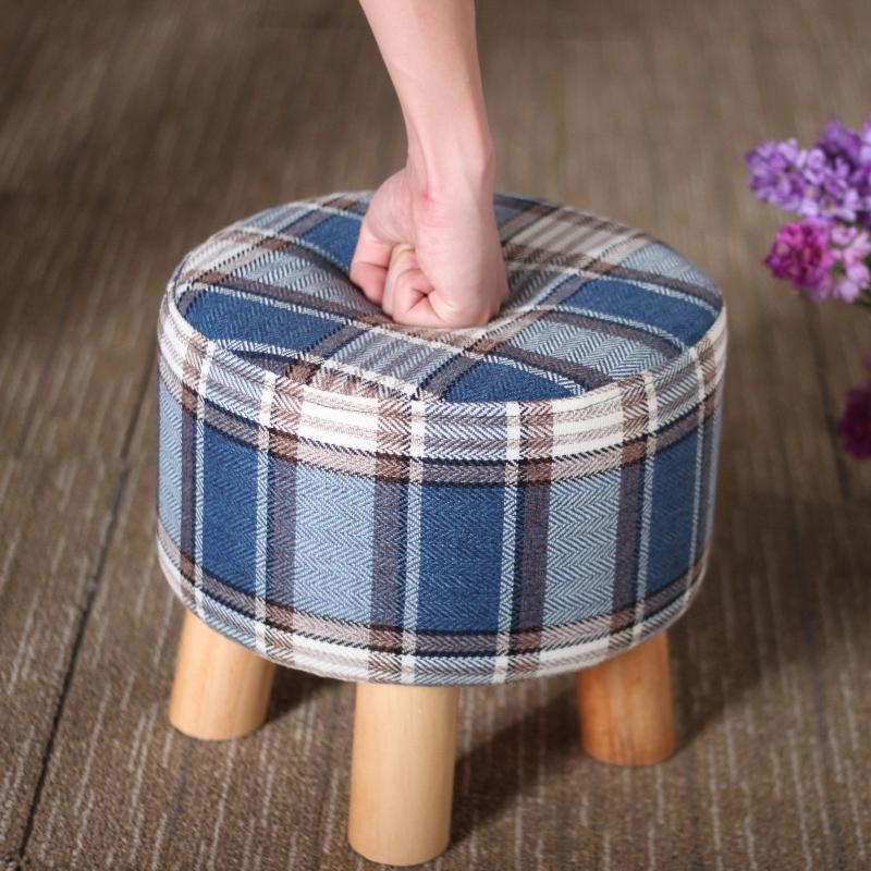 亿家达小矮凳亿家达高圆换鞋凳