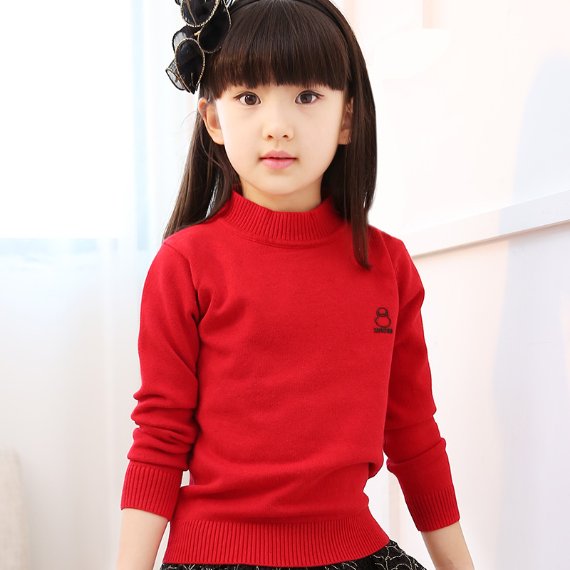 Children's sweater Red sweet potato 1707 2016