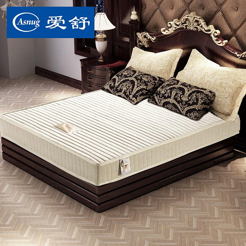 爱舒透气材料床垫棕佳境