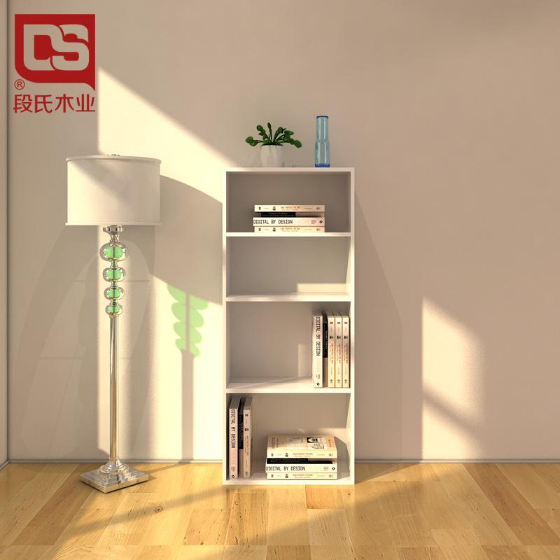 段氏木业简易创意书柜