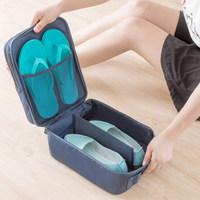 旅行鞋子收纳袋装鞋袋子鞋包收纳包装鞋子的袋子防水旅游整理包