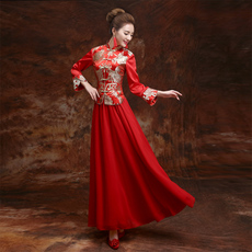 Платье Ципао Nianzhu lzqp15c1001 2016
