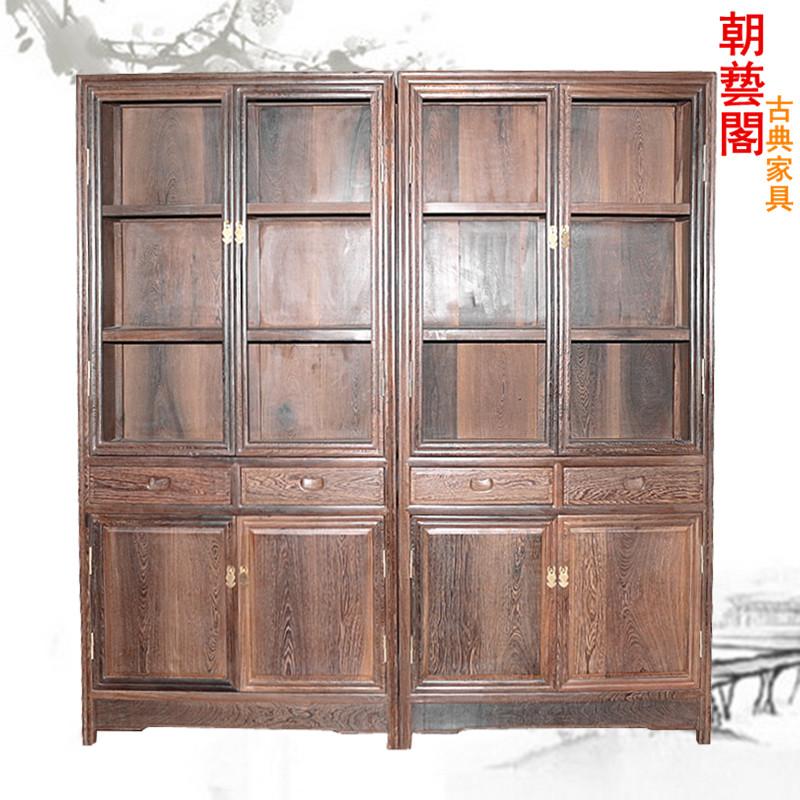 朝艺阁鸡翅木橱柜cyg-1032