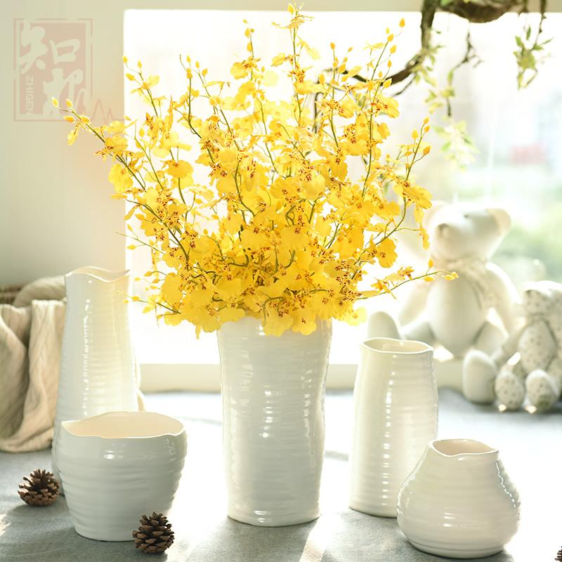 知根简约现代装饰花瓶HP-055