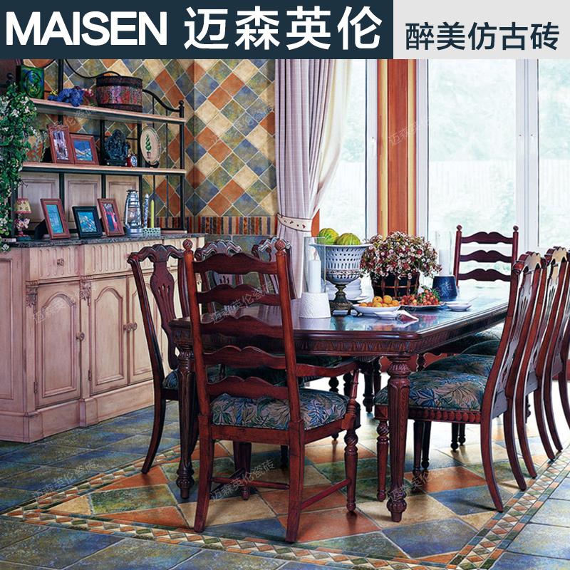迈森英伦地中海风格瓷砖SY3001