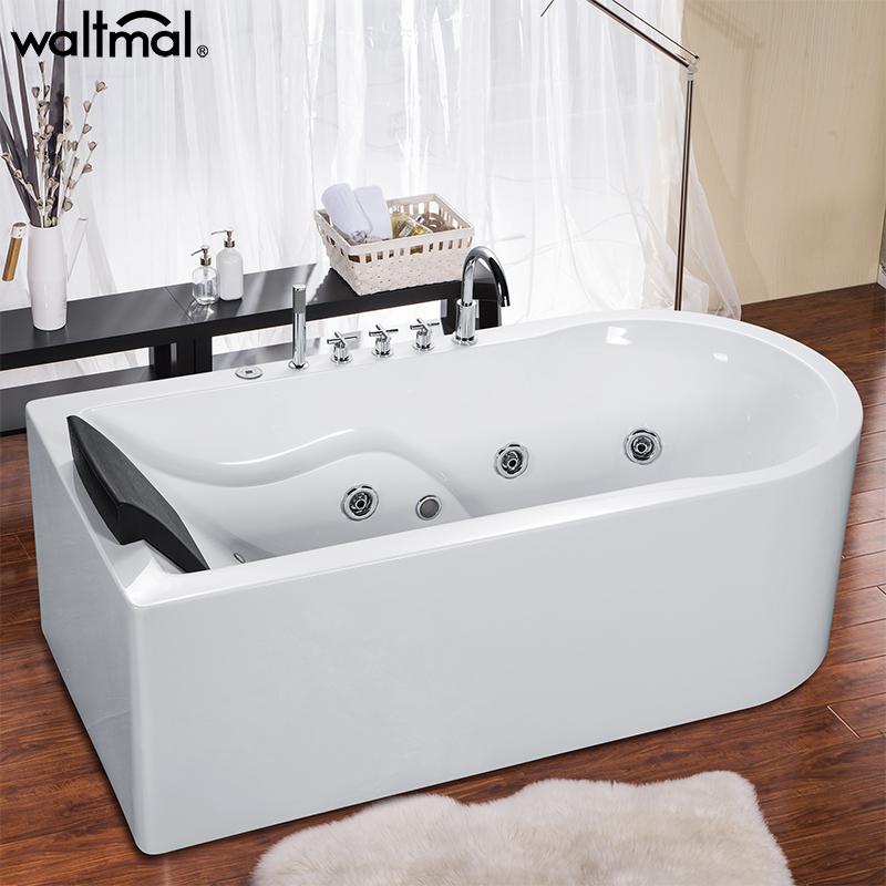 沃特玛独立式浴缸YG708