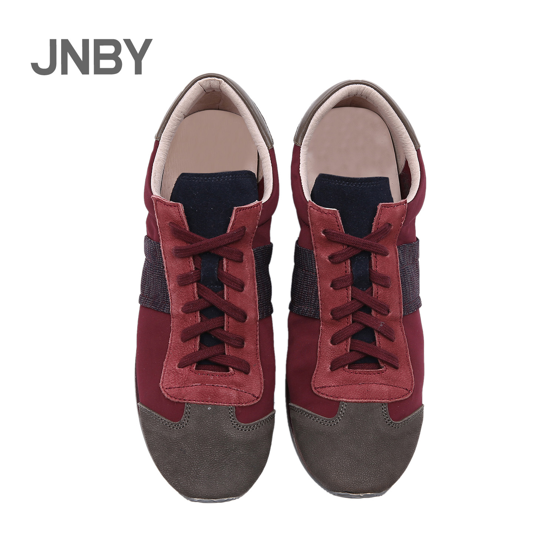 JNBY-江南布衣2017秋季新品女士休闲鞋7G850034