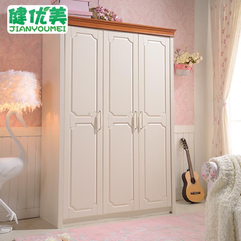 健优美简约现代衣柜YG-EC2201