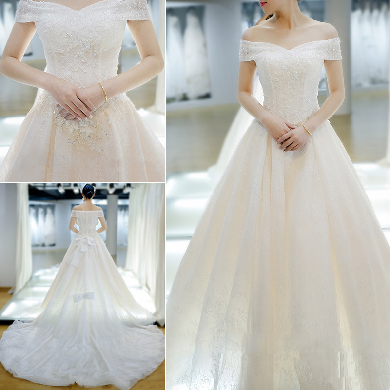Wedding dress Ting Belle 1627 2016