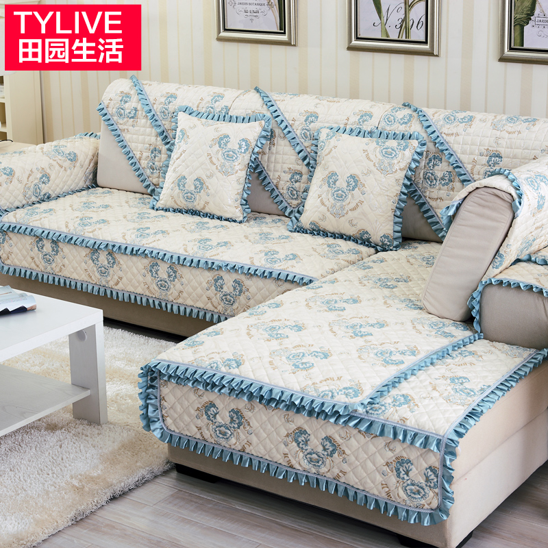 田园生活沙发垫子YSLLT