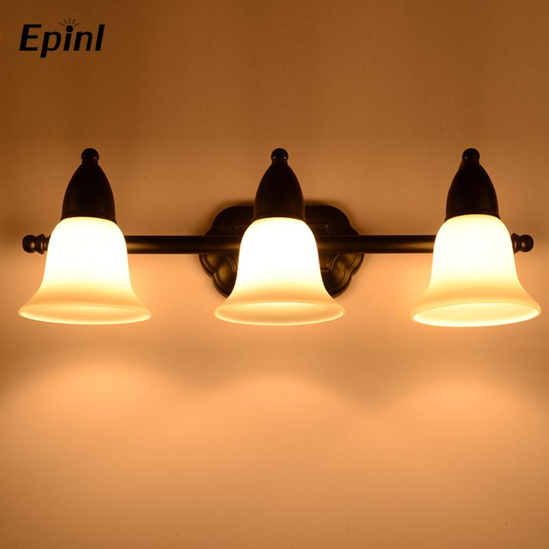 Epinl复古田园镜前灯J07