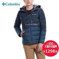 【情侣款】Columbia/哥伦比亚户外男女700蓬羽绒服WE1184/WR1165