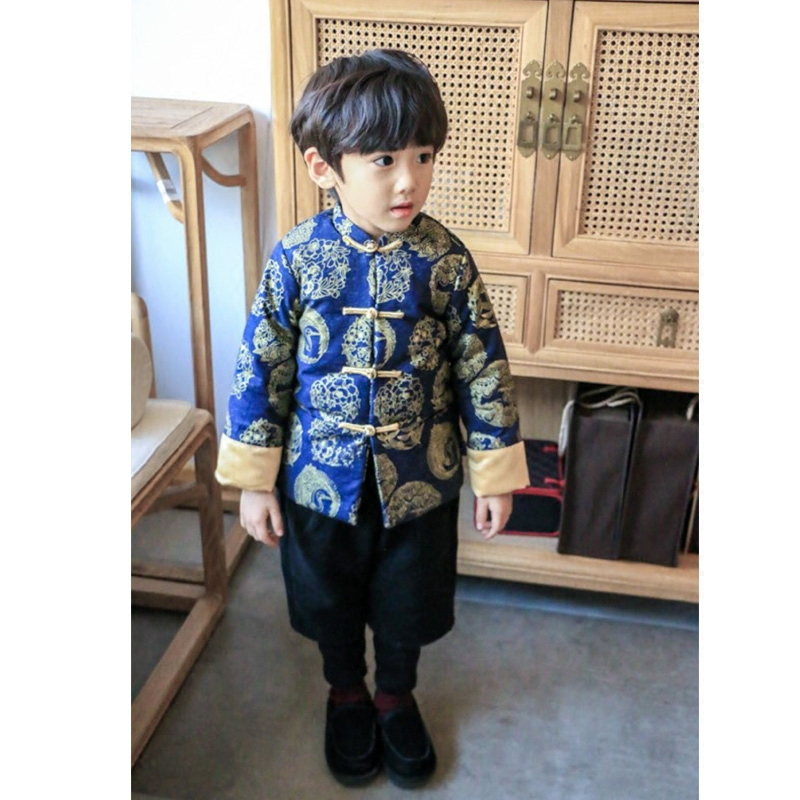 Chinese traditional outfit for children Platinum Platinum