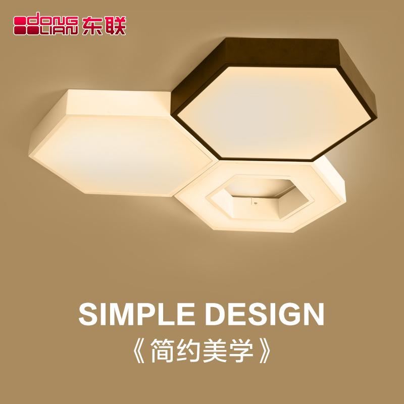 东联蜂巢六角型led吸顶灯x226