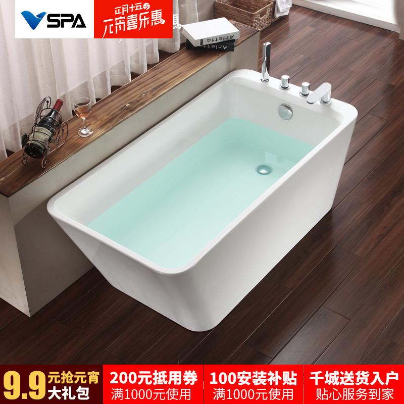 威仕霸卫浴独立浴缸VSP015D