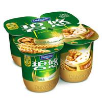 【天猫超市】达能碧悠醇品时刻核桃燕麦果粒发酵乳125克4连杯冷藏