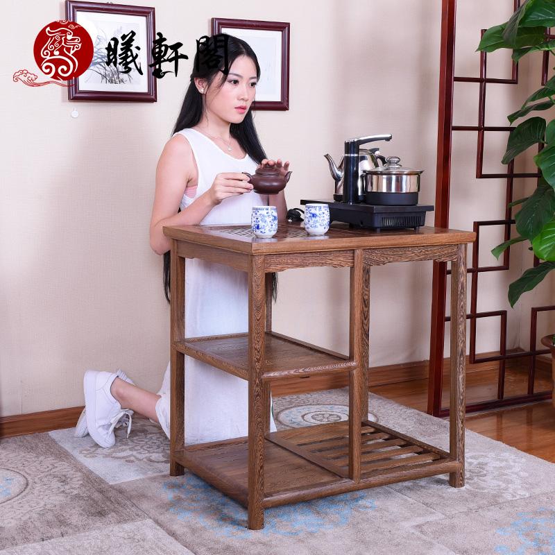 曦轩阁鸡翅木茶几 jcm-cj002