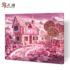 非之语加厚框DIY数字油画手绘客厅风景花卉动漫人物装饰画