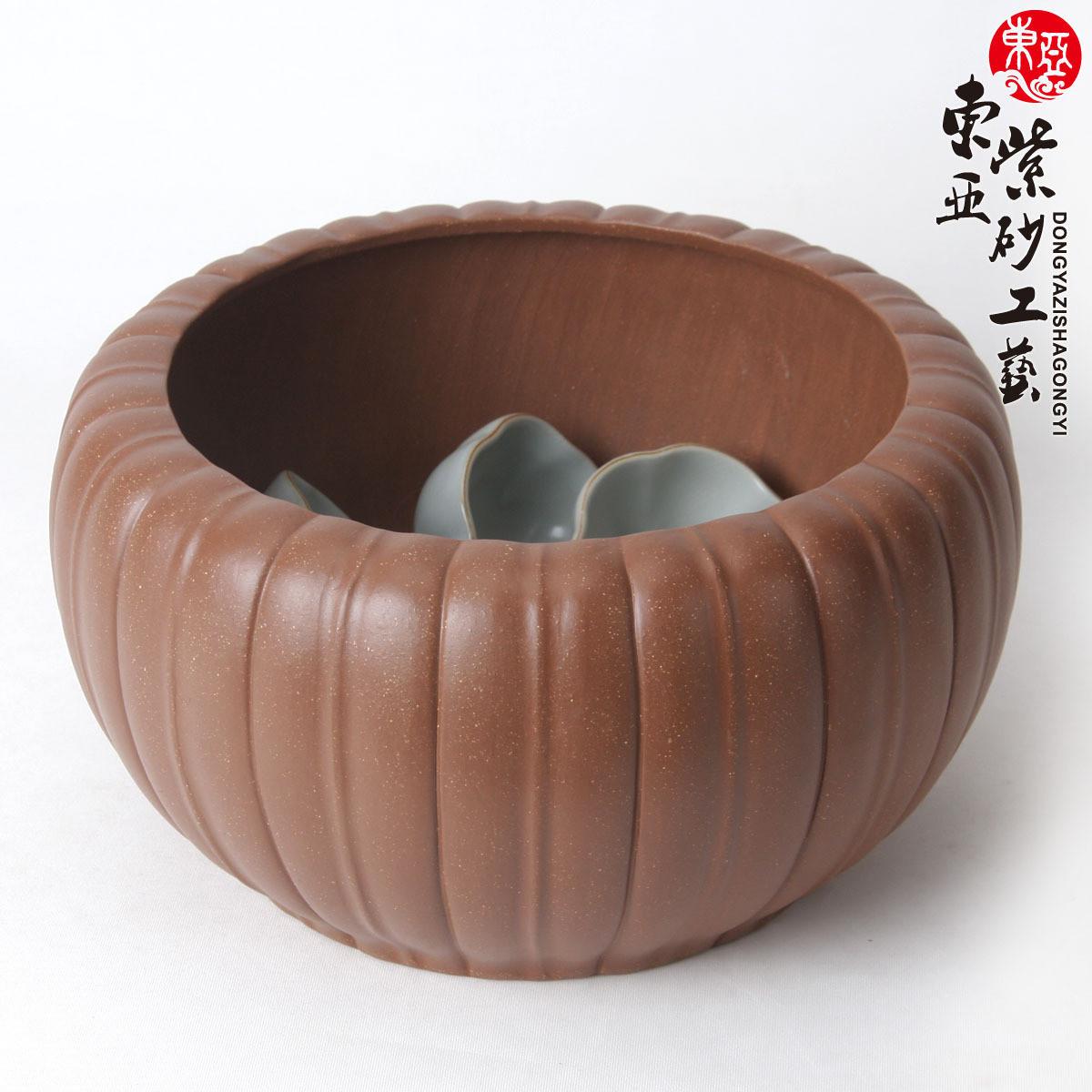 东亚宜兴紫砂茶具78op