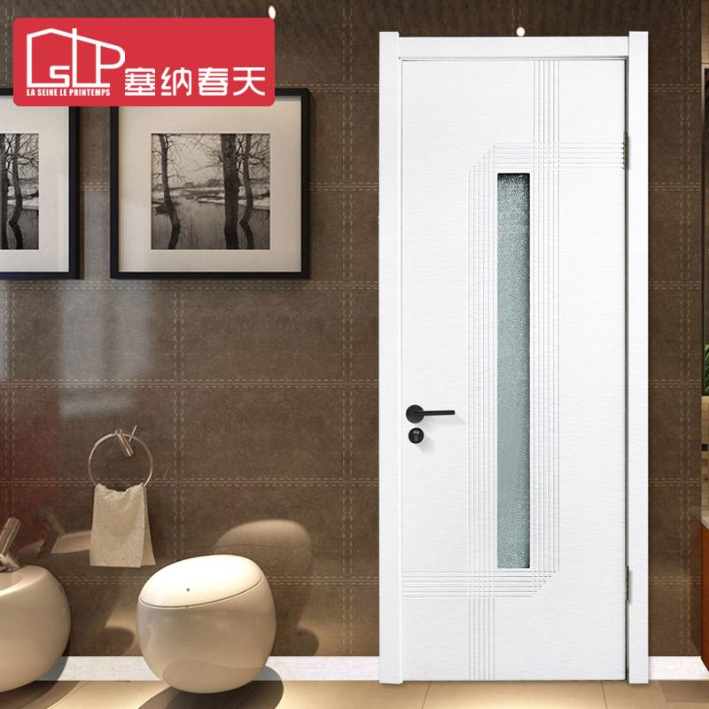塞纳春木门实木复合门室内门sntm02