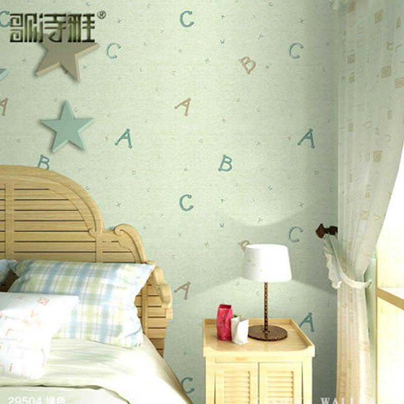歌诗雅儿童房墙纸2950