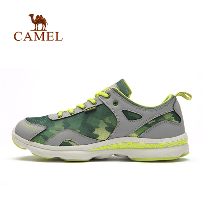 'Broken code clearance' CAMEL camel outdoor hiking shoes men and women breathable mesh wear-resistant travel hiking
