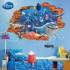 迪士尼3D立体卡通创意墙贴儿童房卧室电视背景墙贴纸自粘画可移除