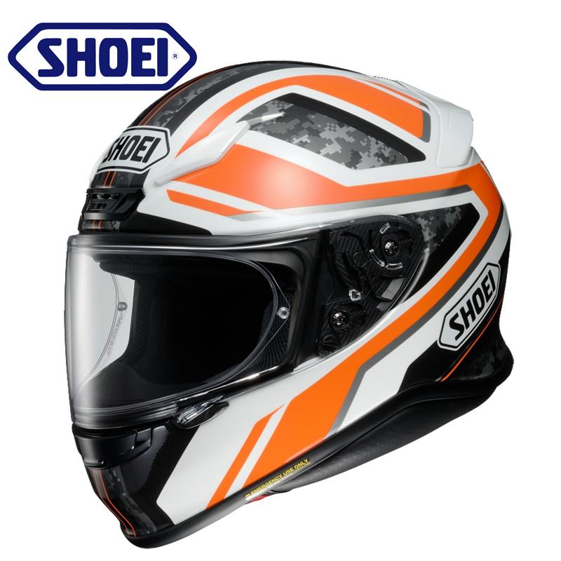 2018日本SHOEI摩托车头盔男 Z-7马奎斯防雾全盔赛车跑盔夏季男女