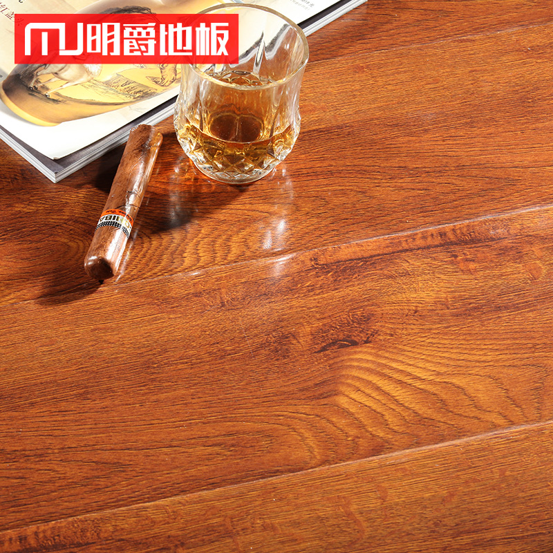 明爵强化复合地板M006