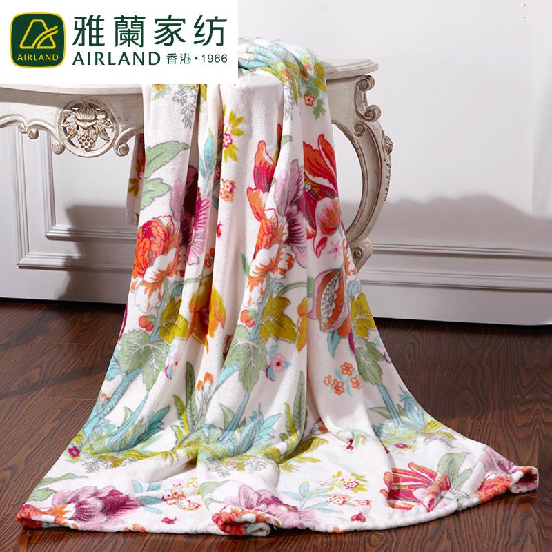 雅兰法兰绒毛毯法兰绒毯