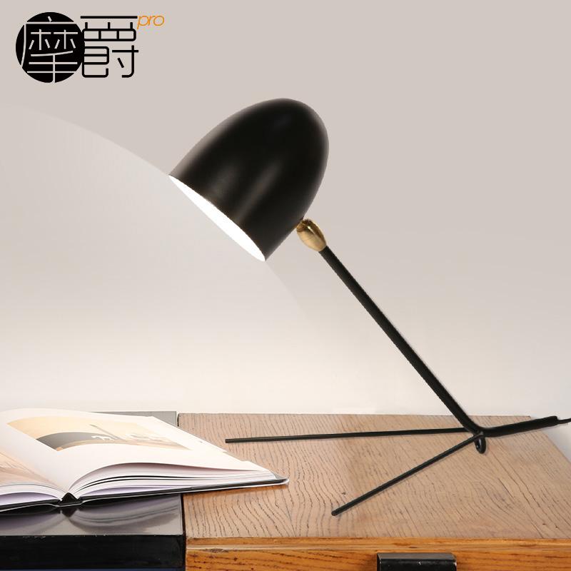 摩爵工业风创意床头台灯 MJ T2527-189