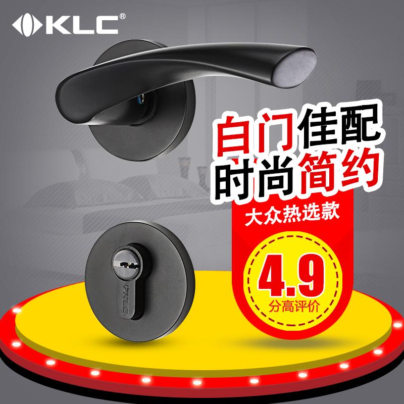 klc门锁室内房门锁 KA1-D801B110H
