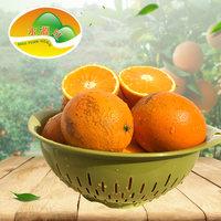 【水源红】赣南脐橙2级橙花皮榨汁橙10斤新鲜水果赣州甜丑橙子柑