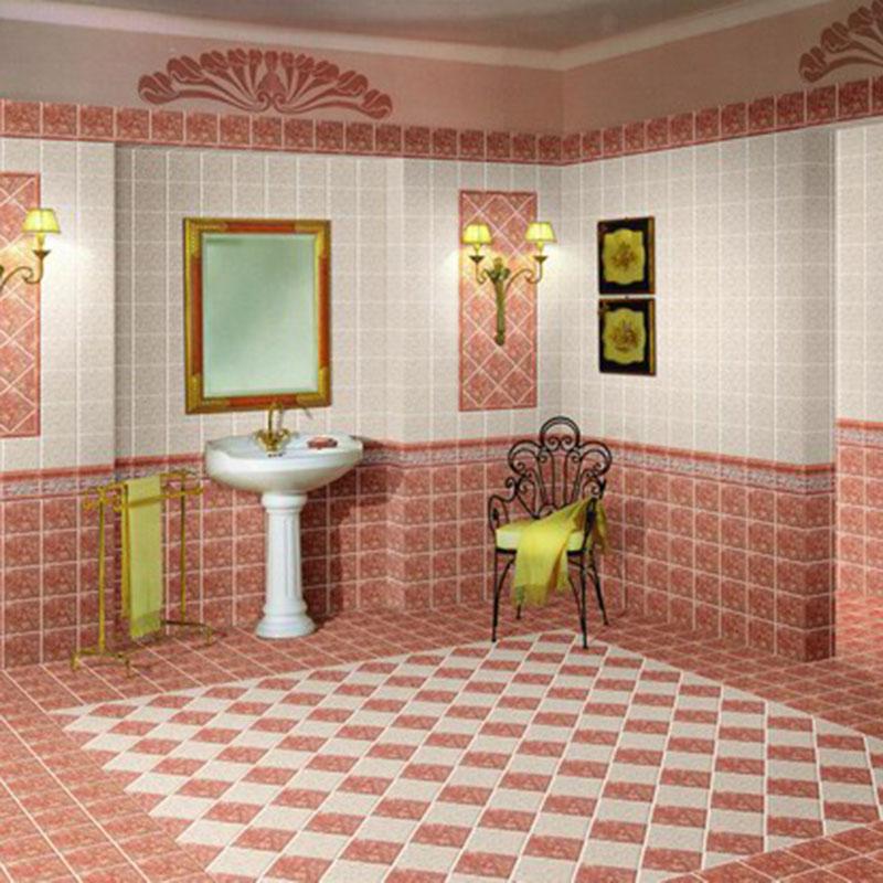 五彩精灵地中海风格瓷砖FY15703