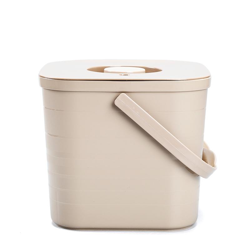 言艺茶具茶盘塑料桶茶渣桶BWCT03-b